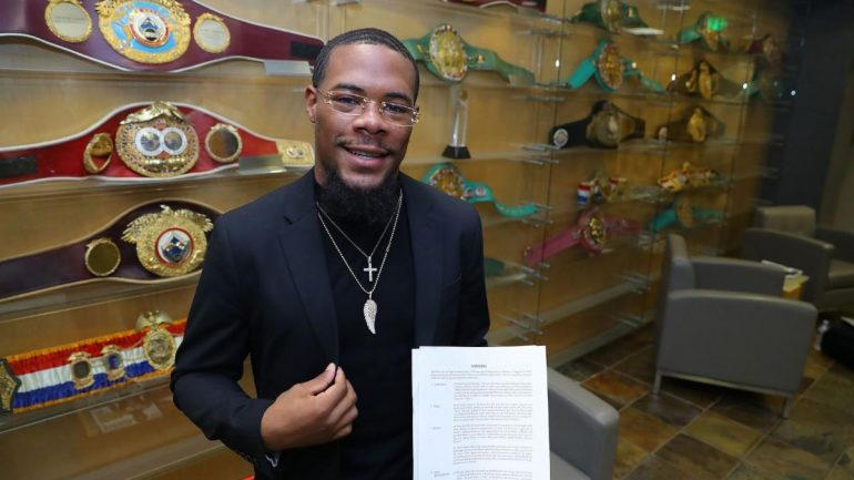 Press Release: Lamont Roach Jr. extends promotional agreement with Golden Boy