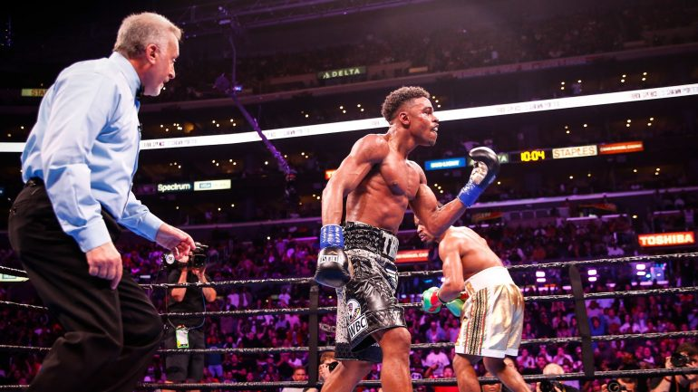 Errol Spence is a changed man after crash, but wants to show he's still the same fighter