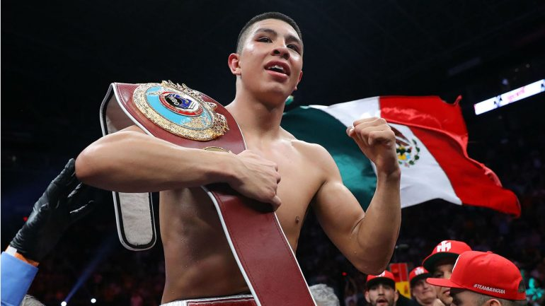 Jaime Munguia enjoys Canelo comparisons, predicts KO of Gary O'Sullivan