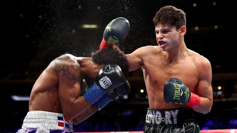 Golden Boy to launch new documentary series 'Off the Canvas'