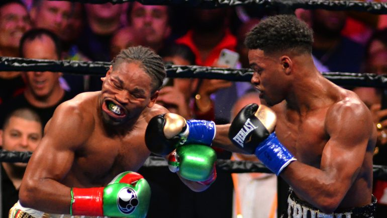 Errol Spence Jr. rallies to outpoint Shawn Porter by split decision in a welterweight classic