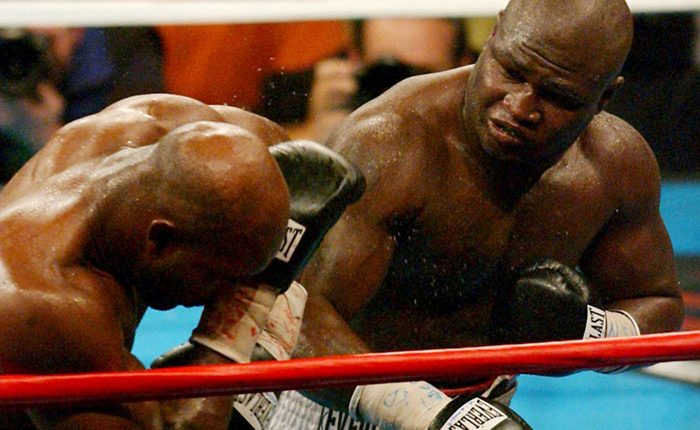 Greatest Hits: James Toney The consummate throwback fighter talks about his best nights in the ring