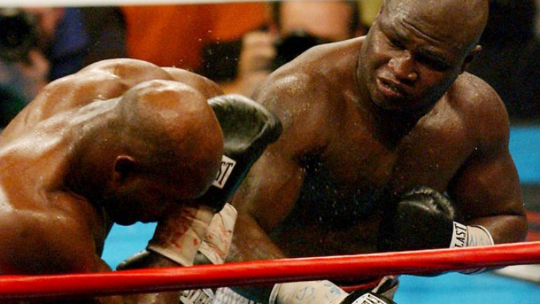Dougie's Friday mailbag (James Toney, Floyd Mayweather Jr., ranking the 4 Kings' fights)