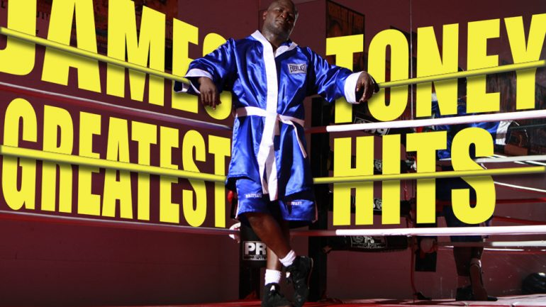 James Toney's Greatest Hits: Lights Out