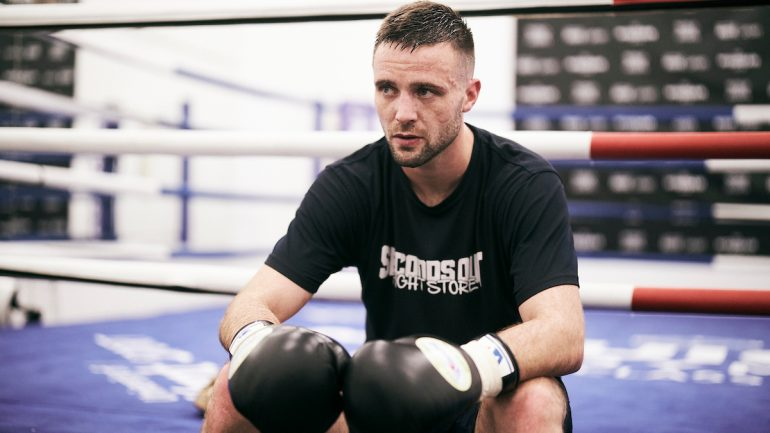 Josh Taylor suffers knee injury, Jack Catterall undisputed title defense delayed until February 26