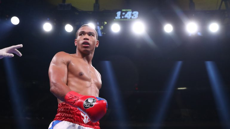 Brian Ceballo remains undefeated, outclasses Ramal Amanov for third round TKO