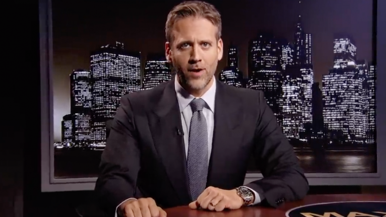 Opinion: Props to Max Kellerman for his 'quit' claim mea culpa