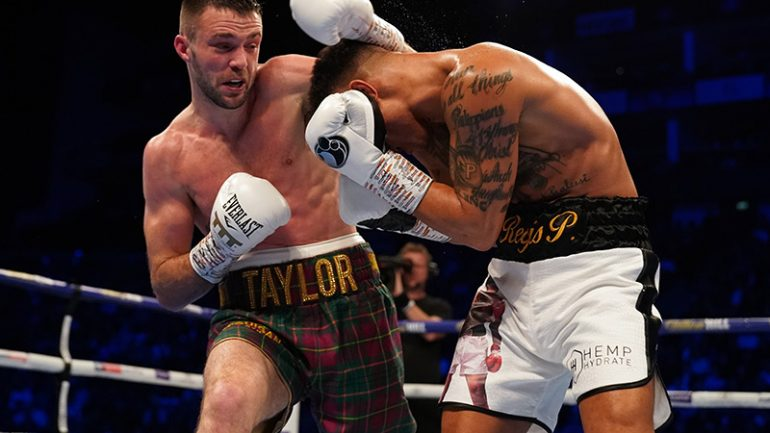 Josh Taylor signs with Top Rank, Cyclone Promotions not impressed