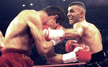 Equally skilled in pugilism and showmanship, Prince Naseem Hamed changed boxing one fight at a time