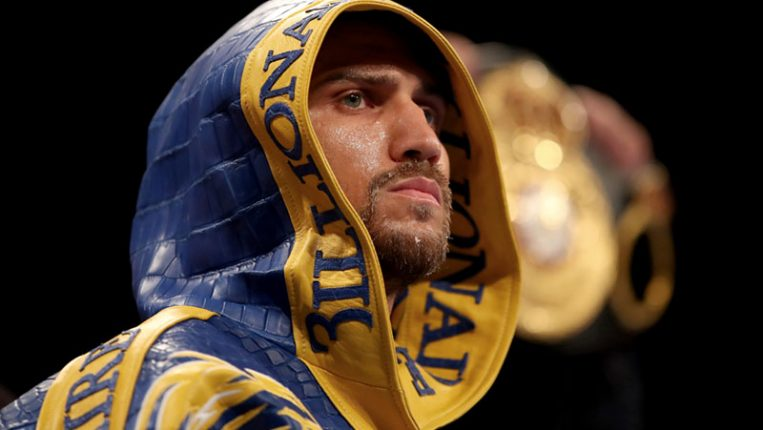 Honored Guest Vasiliy Lomachenko beat the local, but fans in London had a good week By Gareth A Davies