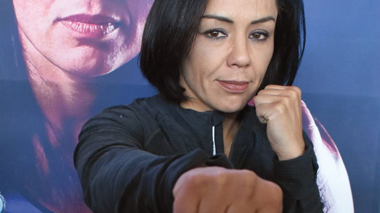 Jackie Nava to return to action on Saturday night