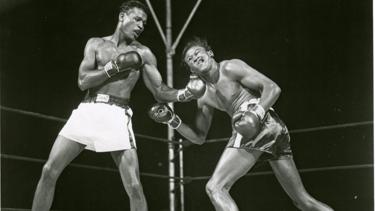 20-20 vision – The greatest fighter from the United States: Sugar Ray Robinson