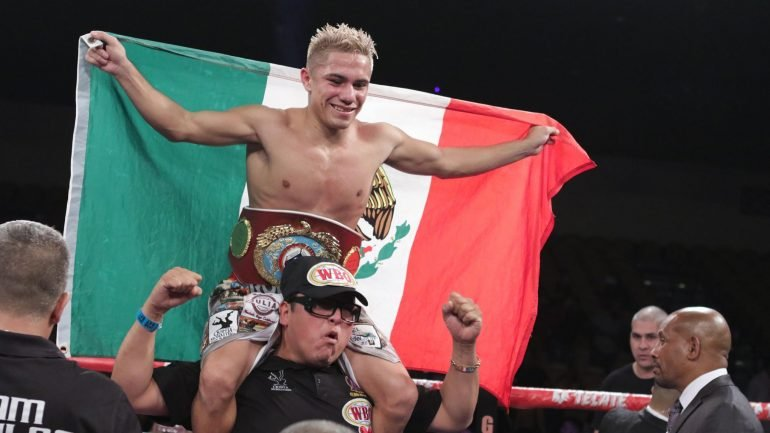 Elwin Soto, reigning WBO 108-pound titleholder, signs with Matchroom Boxing