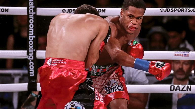 Devin Haney: Jorge Linares is the biggest fight of my career