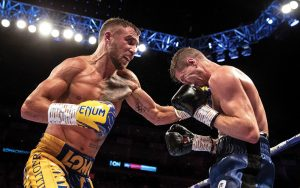 loma campbellGettyImages 1171478480 300x188 - Teofimo Lopez vows he won't allow Vasiliy Lomachenko time to breathe