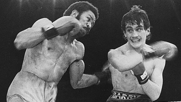 20-20 vision – The greatest fighter from Ireland: Barry McGuigan