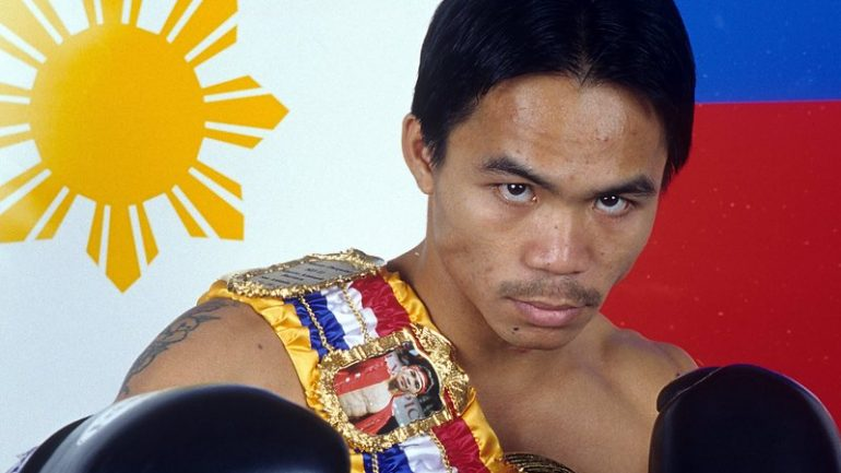 20-20 vision – The greatest fighter from the Philippines: Manny Pacquiao