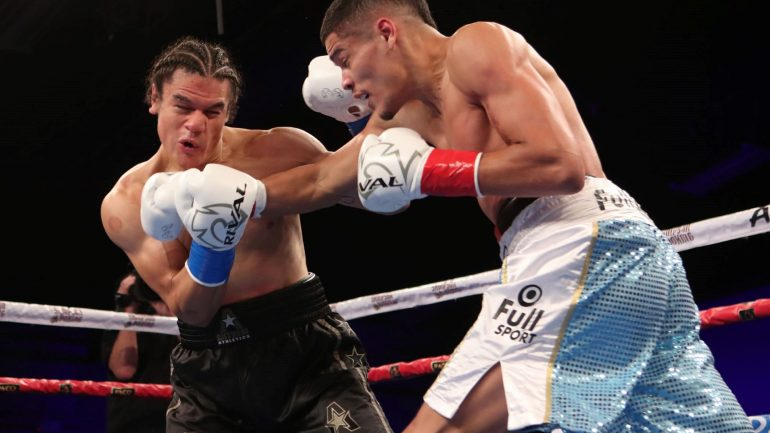 Amilcar Vidal continues to climb the middleweight ranks, captures the attention of Showtime