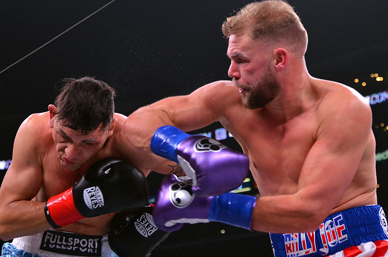 Billy Joe Saunders: I haven't overlooked Martin Murray - The Ring