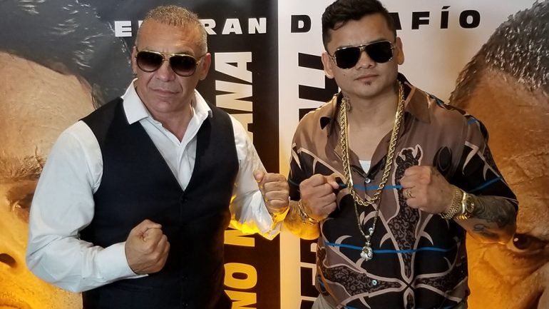 Marcos Maidana un-retires to face MMA fighter Jorge Cali in 2020