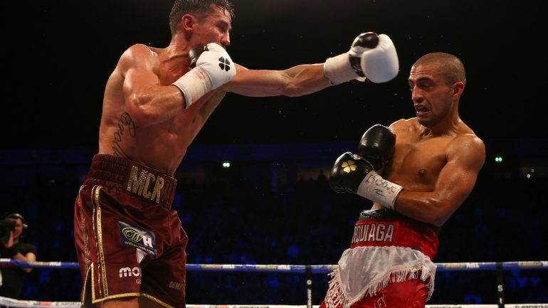 Anthony Crolla wins final fight against Frank Urquiaga, retires at 32