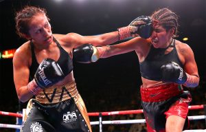 EstradaEsparza Hoganphotos2 300x192 - Women's Ring Ratings Update: new rankings, Atomweight to Junior Lightweight