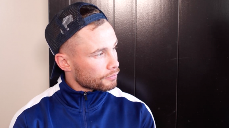 Watch: Carl Frampton says his career is over if he loses to Tyler McCreary