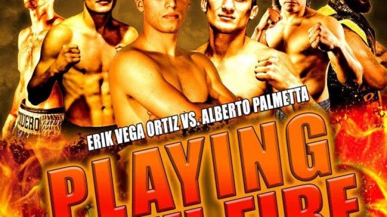 The Travelin' Man goes to Alberto Palmetta vs. Erik Vega: Part Two