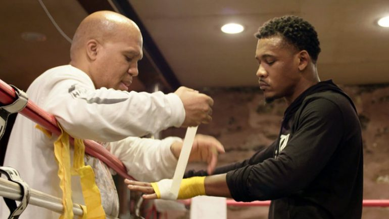 Andre Rozier discusses split with Danny Jacobs, his new stable of fighters