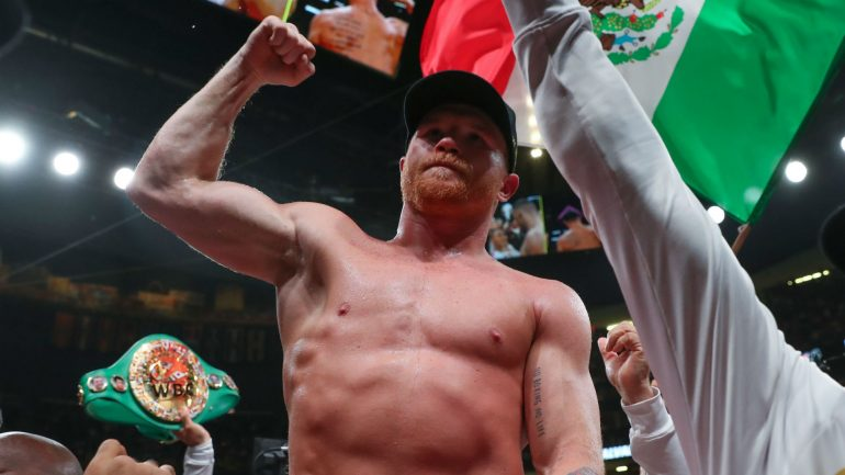 Dougie's Friday mailbag (Canelo's options, Boots Ennis, Legacy Fights, Mythical Matchups)