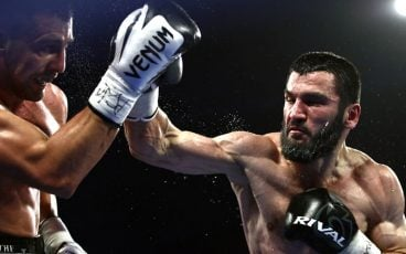 Artur Beterbiev traces his motivation to a prediction made long ago