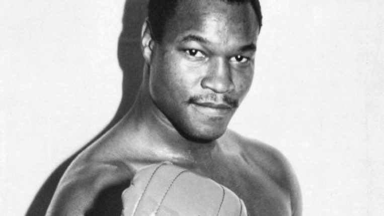 Ringside Blasting from the past By Larry Holmes