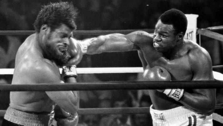 Greatest Hits: Easton Assassinations Guest editor Larry Holmes revisits his glory days
