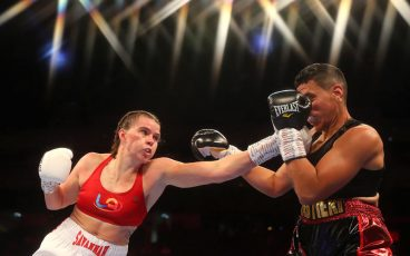 Savannah Marshall va abriendo su camino hacia una súper pelea