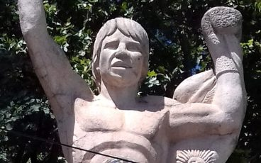 Statues of Carlos Monzon trigger controversy in Argentina