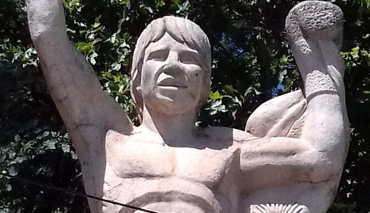 Beast on a Pedestal Statues of Carlos Monzon trigger controversy in Argentina By Don Stradley