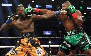 The dangerous but vulnerable Deontay Wilder prepares to meet Luis Ortiz again