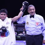 marlon tapales wins 150x150 - Marlon Tapales returns with second round TKO of Eden Sonsona in General Santos City