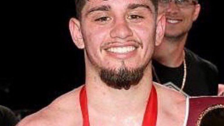It looks like Ruben Villa will get his chance at a title belt