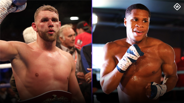 Logan Paul vs. KSI 2 undercard: How to watch Devin Haney, Billy Joe Saunders fights on DAZN
