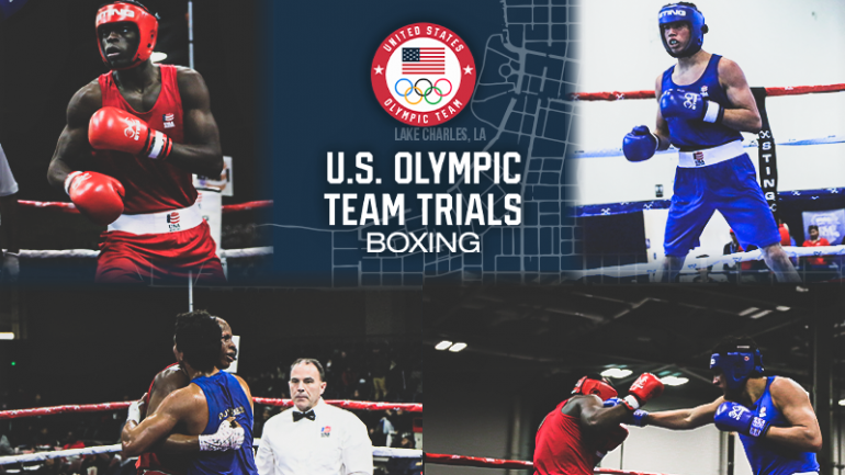 Competitors set for USA Boxing 2020 Olympic trials