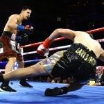 Edgar Berlanga vs Cesar Nunez knockdown 150x150 - Edgar Berlanga insists he isn't trying for first round KOs, they just happen