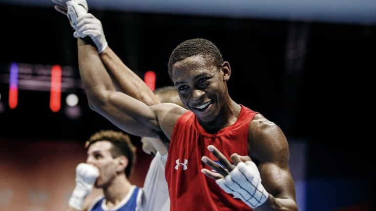 The countdown To Tokyo: Yes, sir, Keyshawn Davis is gunning for gold