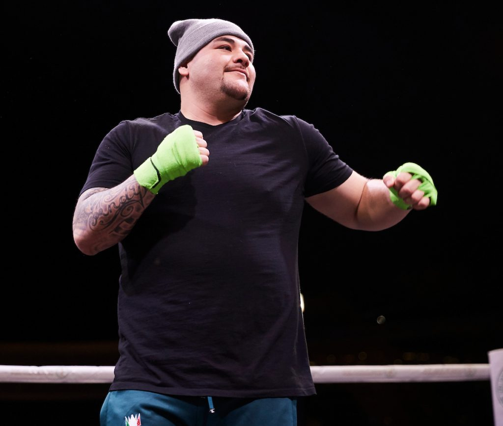 MDR13789 1024x868 - Andy Ruiz-Anthony Joshua 2: Workout photo gallery