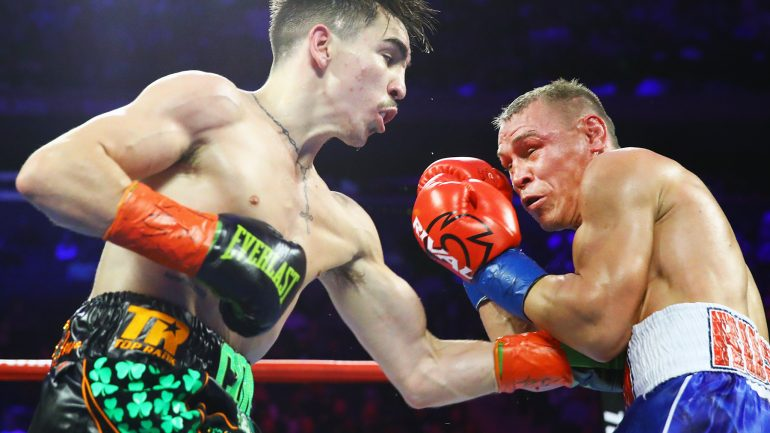 Michael Conlan: I'm really looking forward to this fight with Sofiane Takoucht