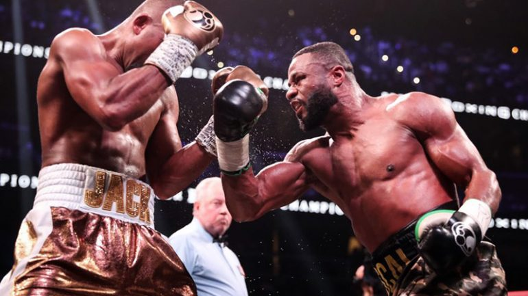 Jean Pascal drops Badou Jack, gets dropped, wins by split decision