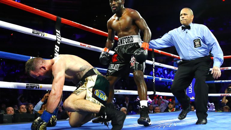 Dougie's Monday mailbag (Crawford-Mean Machine, Teofimo Lopez, Bud's top 10 potential opponents)