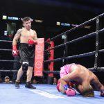 escandon tepora ko 150x150 - Oscar Escandon shocks Jhack Tepora, scores first round KO in upset win