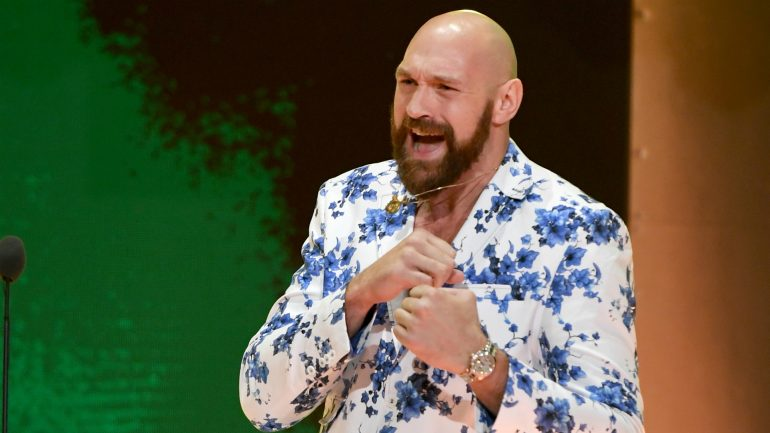 Tyson Fury says 'real champion will be crowned' in rematch with Deontay Wilder, explains trainer switch