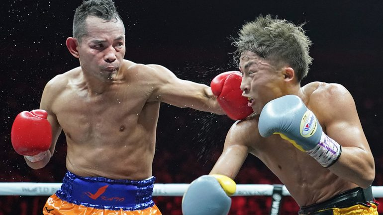 'Fighting Words' — The Hook Brings You Back: Daydreaming of Inoue-Donaire 2